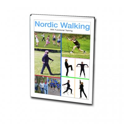 The english Nordic Walking DVD